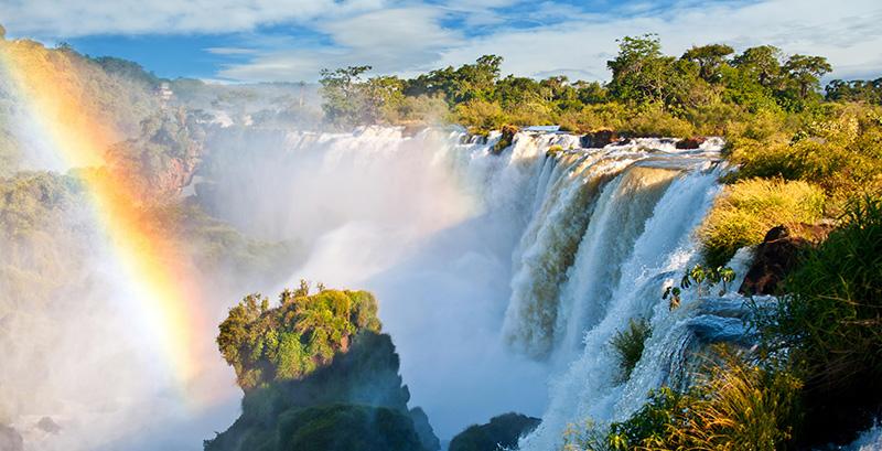 Foz do Iguaçu a beleza ímpar das cataratas
