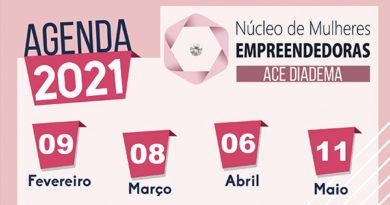 Calendário 2021 – Núcleo de Mulheres Empreendedoras