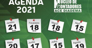 Agenda 2021 – Núcleo de Contadores