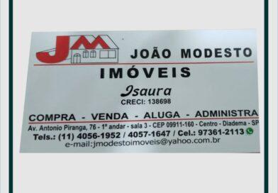 João Modesto Imóveis