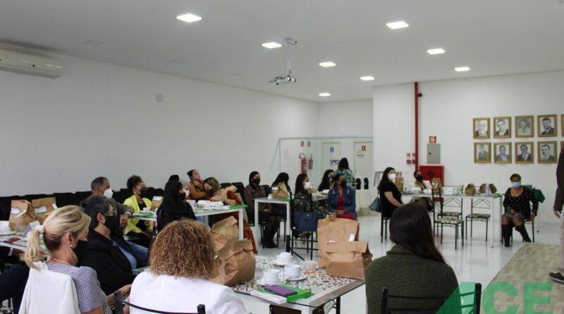 ACE Diadema faz Café com Presidente
